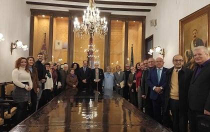 Oriola acull la reunió del grup de treball del Consell Valencià de Cultura que estudiarà les opcions de progrés al Baix Segura