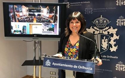 Cultura de Orihuela abre el plazo de inscripción del Taller Municipal de Teatro para el curso 2019-2020