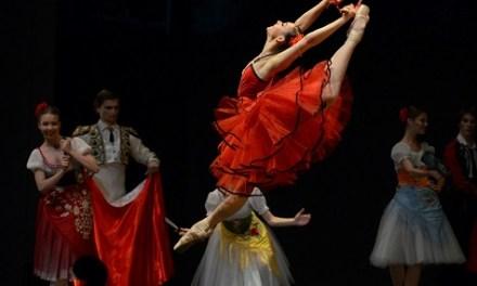 El Ballet de Moscou celebra el seu 30 aniversari en el Teatre Chapí de Villena