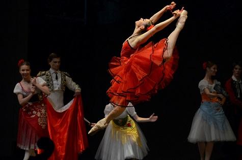 El Ballet de Moscú celebra su 30 aniversario en el Teatro Chapí de Villena