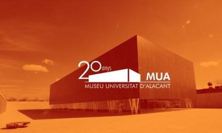 El Museo de la Universidad de Alicante, pionero entre los museos universitarios de España, cumple 20 años