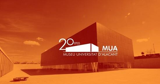 El Museu de la Universitat d'Alacant, pioner entre els museus universitaris d'Espanya, compleix 20 anys