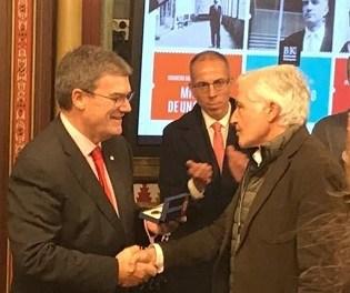 El profesor de la Universidad de Alicante Raúl Rodríguez ganador del XX Premio de Ensayo Miguel de Unamuno