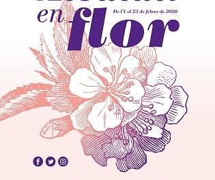 """La población de Alcalalí presenta la programación de """"Feslalí, Alcalalí en flor"""" e inaugura la """"V Ruta de la Tapa"""""""