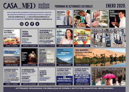 Casa Mediterráneo inaugura 2020 amb una mirada a Croàcia