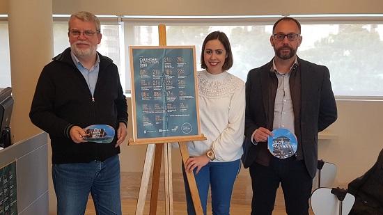 Medi Ambient d'Elx presenta el calendari d'activitats del Paratge Natural Clot de Galvany per a 2020
