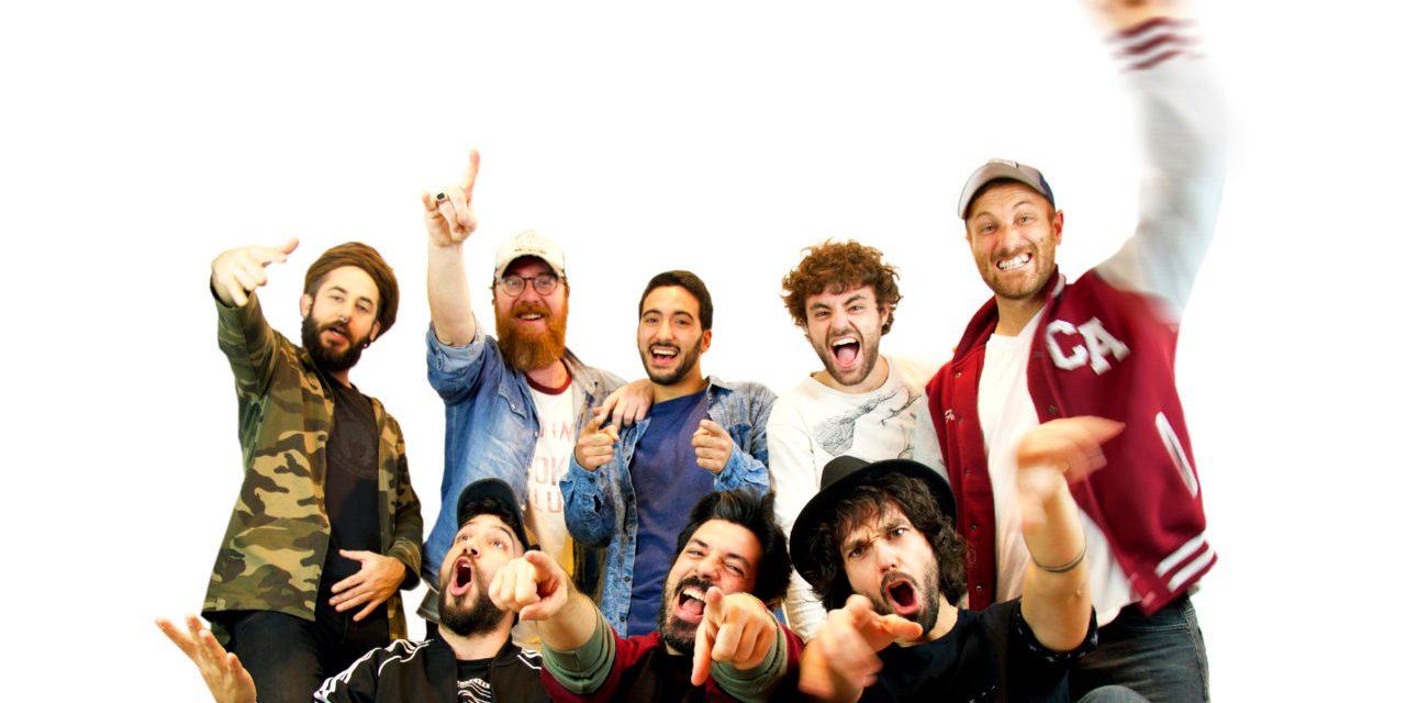 Jamones con Tacones, concierto de presentación de Power Walking en la Sala Euterpe