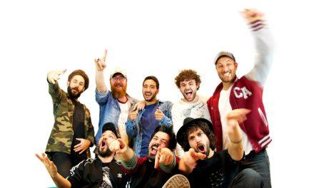 Jamones con Tacones, concert de presentació de Power Walking a la Sala Euterpe