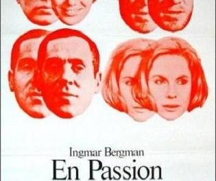 La película PASIÓN  en la Filmoteca del Teatro Arniches de Alicante