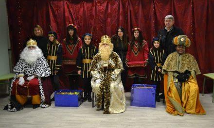 La màgia del Nadal continua a Guardamar amb l'arribada dels Reis Mags