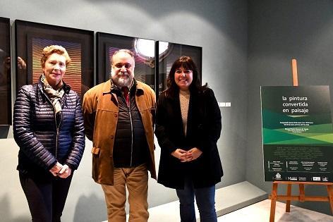 """Cultura, la Fundación Pedrera y Ars Citerior traen a Orihuela la exposición colectiva """"La pintura convertida en paisaje"""""""