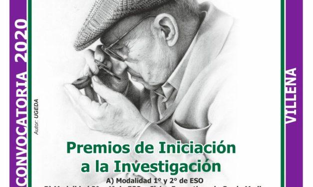 """Abierta la convocatoria de los PREMIOS """"JOSÉ MARÍA SOLER"""" de Investigación 2020"""