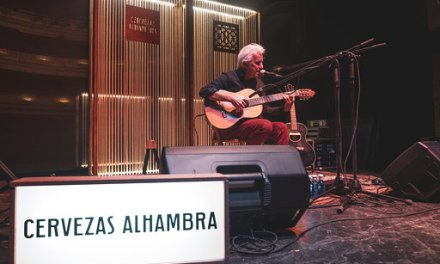 "Kiko Veneno inaugura la sisena edició de ""Momentos Alhambra"" al Teatre Principal"