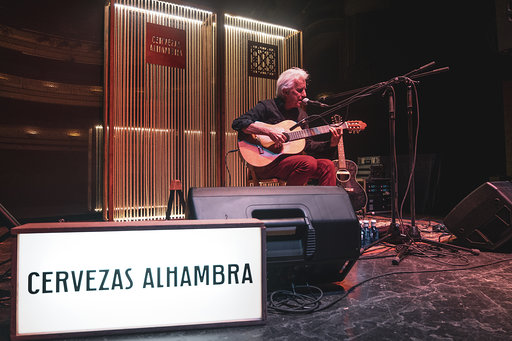 """Kiko Veneno inaugura la sexta edición de  """"Momentos Alhambra"""" en el Teatro Principal"""