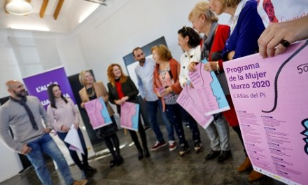 La Exposición 'Memorables, Insignes e Intrépidas' abre la Semana de la Mujer en l'Alfàs