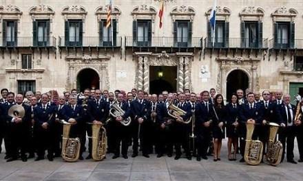 """La Regidoria de Festes organitza el concert """"Música i Festes d'Alacant"""" en el qual s'interpretaran peces al·lusives a les diferents celebracions"""
