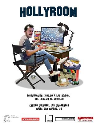 El proyecto NEGRE de videoarte impulsado por Las Cigarreras arranca con la exposición Hollyroom