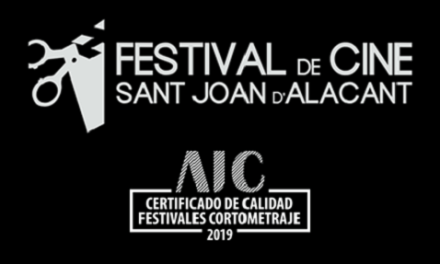 Nou segell AIC de qualitat per al Festival de Cinema de Sant Joan