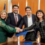 El  Ayuntamiento de Alicante cede dos parcelas del yacimiento arqueológico de Lucentum en Tossal de Manises a la Diputación