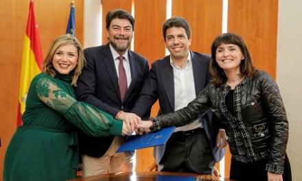 L'Ajuntament d'Alacant cedeix dues parcel·les del jaciment arqueològic de Lucentum en Tossal de Manises a la Diputació