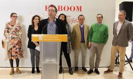 El CeMaB i el Museu de l'Escriptor de Madrid inauguren una gran exposició al MUA sobre el boom dels 60 en la Literatura Llatinoamericana