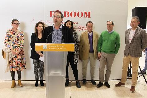El CeMaB y el Museo del Escritor de Madrid inauguran una gran exposición en el MUA sobre el boom de los 60 en la Literatura Latinoamericana