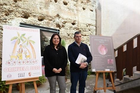 Més de mig centenar d'activitats per a homenatjar a Miguel Hernández a Orihuela durant la primavera
