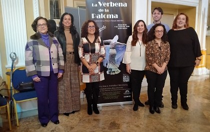 El Teatre Principal d'Alacant presenta una sarsuela també per a persones sordes i programes en Braille