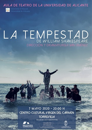 Nuevas fechas en las representaciones teatrales de la Universidad de Alicante en Torrevieja