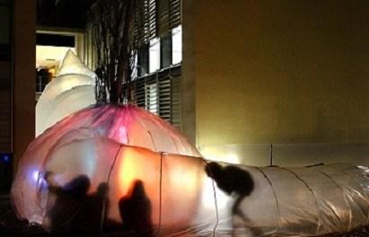 El MUA acoge un taller que conecta a Arquitectura de la UA y la UPV con Bellas Artes de la UMH para buscar nuevas formas de percibir el espacio a través de paramentos cerámicos