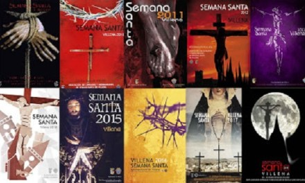 Concurso del cartel anunciador de la Semana Santa de Villena