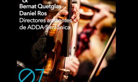 Xàbia disfruta este viernes de una cita musical de primer nivel con el concierto de la Orquesta Simfònica del ADDA