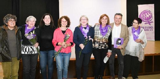 La Xarxa de Dones recopila en un libro 25 años de feminismo en la Marina Alta