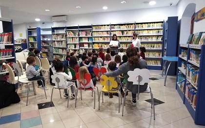 Xàbia obri les portes de les seues biblioteques als xicotets lectors