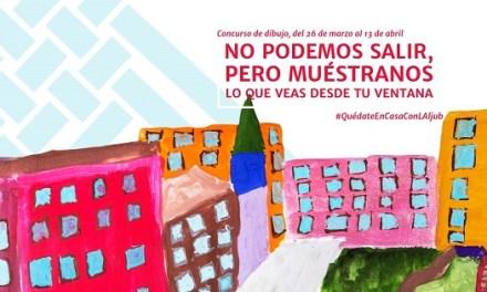 El Centro Comercial L'Aljub convoca un concurso de dibujo infantil para participar desde casa