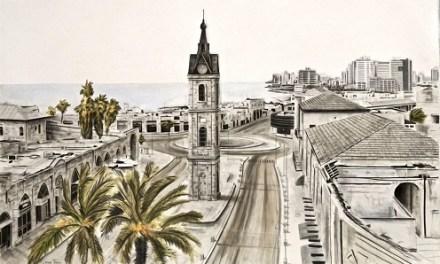 Casa Mediterráneo presenta l'exposició de pintura 'Impressions de Tel Aviv' de l'artista Chimo Pérez en la Llotja del Peix d'Alacant
