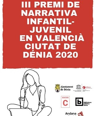 El Ayuntamiento de Dénia convoca el III Premio de narrativa infantil-juvenil en valenciano 2020