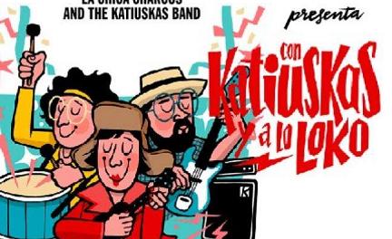 """Directe musical """"Katiuskas y a lo loko"""" a la Llotja d'Elx"""