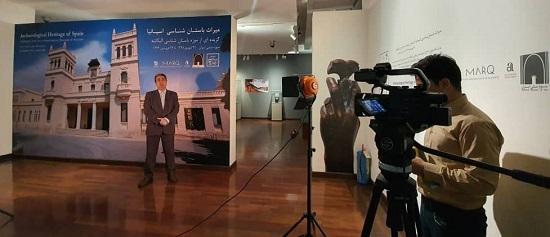 MARQ realitza els tràmits obligatoris per a l'ampliació de les seues exposicions a l'Iran, Portugal i Madrid