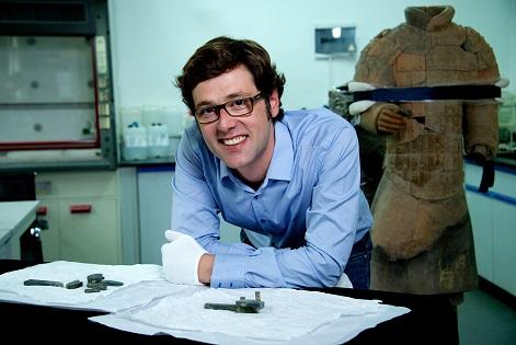 El MARQ fitxa com a comissari de l'exposició dels guerrers de Xi'an a l'arqueòleg Martinón-Torres de la Universitat de Cambridge