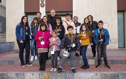 Valoració positiva del IV Taller de fotografia creativa per a xiquets i xiquetes del Grup Fotogràfic de Petrer