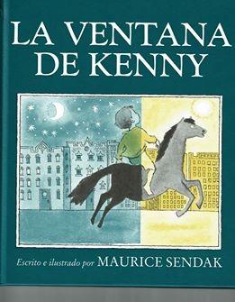La ventana de Kenny, escrit i il·lustrat per Maurice Sendak