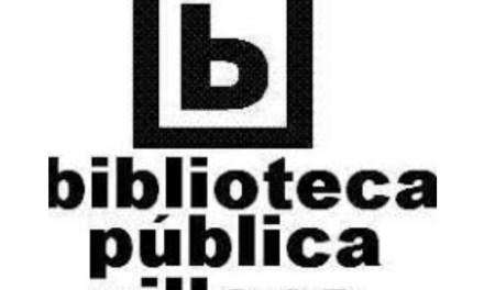 El servei de biblioteques de la ciutat de Villena continua en actiu