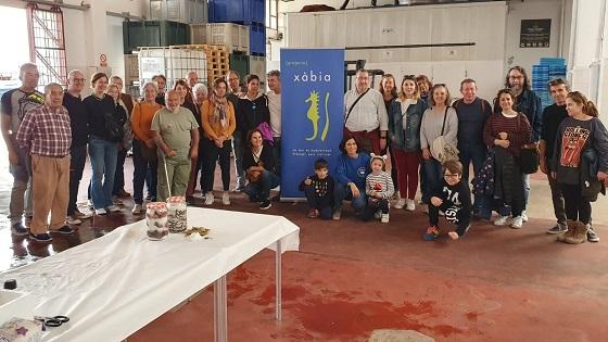 Acaban las Histories Marineres del Projecte Xàbia con más de 150 participantes