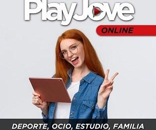 Xàbia mantiene el refuerzo escolar y la dinamización del ocio entre los jóvenes a través de las redes sociales de PlayJove