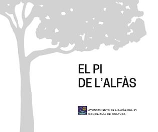 'El Pi de l'Alfàs' protagonista de la guía editada por el Ayuntamiento