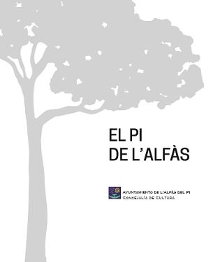 'El Pi de l'Alfàs' protagonista de la guia editada per l'Ajuntament