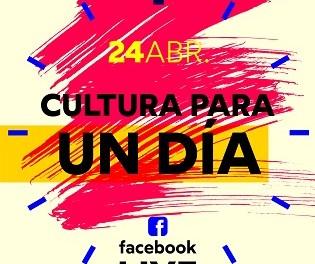 Alicante presenta un festival online bajo el nombre «Cultura para un día»