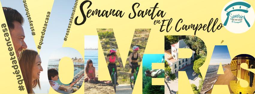 El Campello organiza rutas turísticas virtuales para Semana Santa