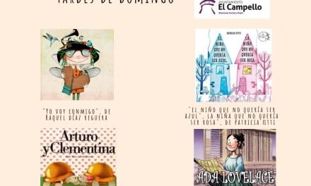 """Igualdad de El Campello presenta """"cuentos igualitarios para las tardes de domingo"""""""
